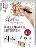 Die Kunst des Zeichnens - Kalligraphie & Lettering -