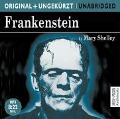 Frankenstein. MP3-CD - Mary Wollstonecraft Shelley