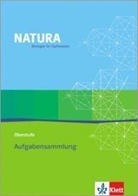 Natura Biologie Oberstufe. Aufgabensammlung. Buch und CD-ROM -