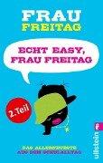 Echt easy, Frau Freitag! (Teil 2) - Frau Freitag