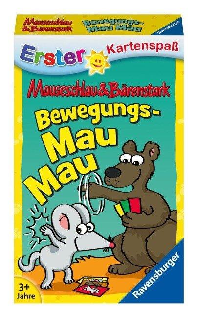 Mäuseschlau & Bärenstark. Bewegungs Mau Mau -