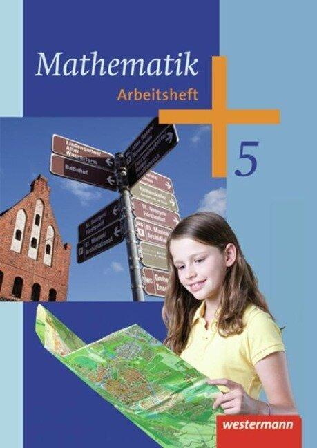 Mathematik 5. Arbeitsheft. Regionale Schulen. Mecklenburg-Vorpommern -