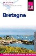 Reise Know-How Reiseführer Bretagne - Wilfried Krusekopf, Eberhard Homann