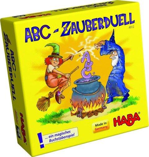 ABC - Zauberduell -