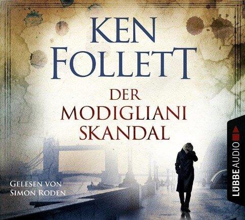 Der Modigliani-Skandal - Ken Follett