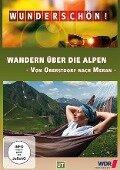 Wandern über die Alpen - Von Oberstdorf nach Meran - Wunderschön! -