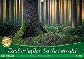 Zauberhafter Sachsenwald (Wandkalender 2018 DIN A3 quer) Dieser erfolgreiche Kalender wurde dieses Jahr mit gleichen Bildern und aktualisiertem Kalendarium wiederveröffentlicht. - Carsten Meyerdierks