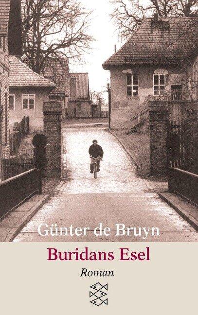 Buridans Esel - Günter de Bruyn