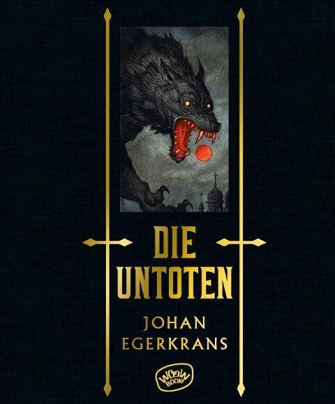 Die Untoten - Johan Egerkrans