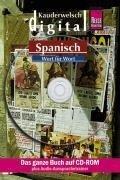 Spanisch Wort für Wort. Kauderwelsch digital. CD-ROM für Windows ab 95.Mac -