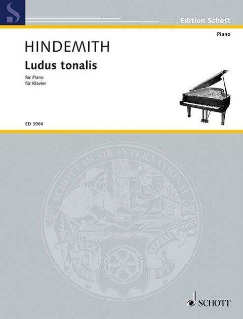 Ludus tonalis - Paul Hindemith