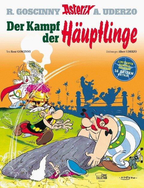 Asterix - Der Kampf der Häuptlinge - René Goscinny, Albert Uderzo