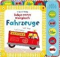 Babys erstes Klangbuch: Fahrzeuge -