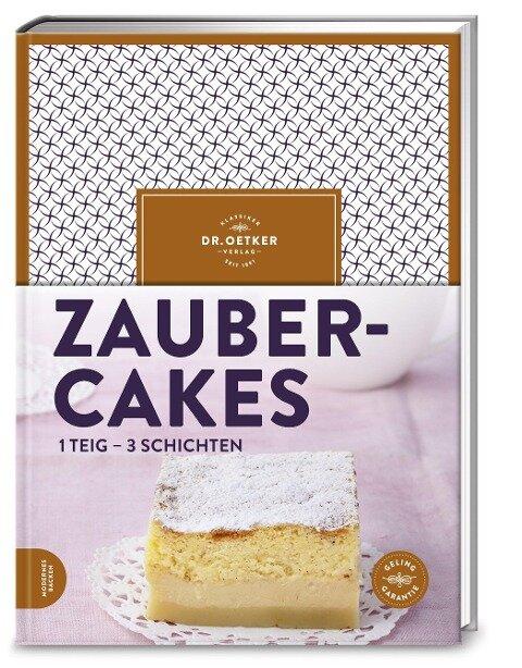 Zauber-Cakes - Dr. Oetker