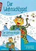 Der Weihnachtsgast. Buch und AudioCD - Ulrich Führe