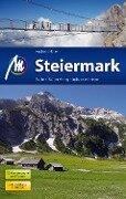 Steiermark Reiseführer Michael Müller Verlag - Andreas Haller