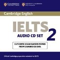 Cambridge IELTS 2 / 2 CDs -