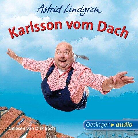 Karlsson vom Dach - Astrid Lindgren