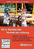 Fit in Sachkunde: Verkehrserziehung. CD-ROM -