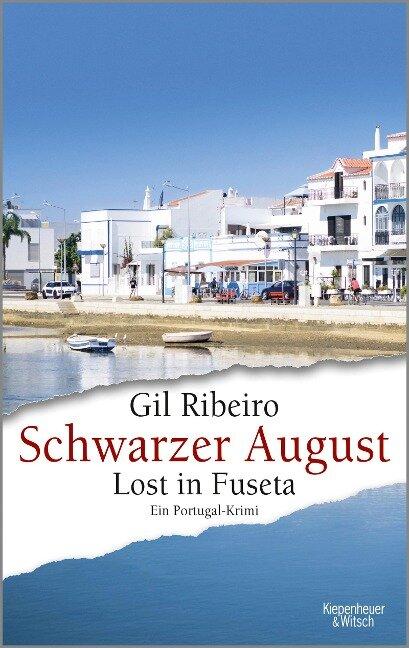 Schwarzer August - Gil Ribeiro