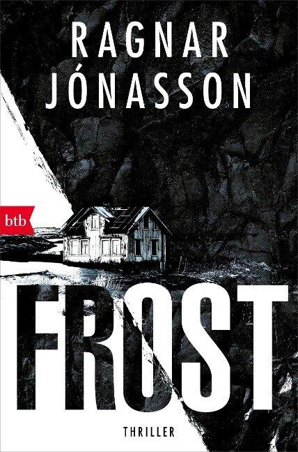 FROST - Ragnar Jónasson