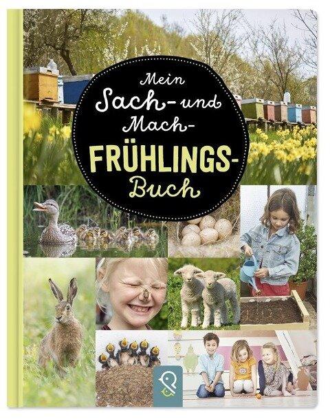 Mein Sach- und Mach-Frühlings-Buch -
