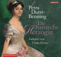 Die russische Herzogin - Petra Durst-Benning
