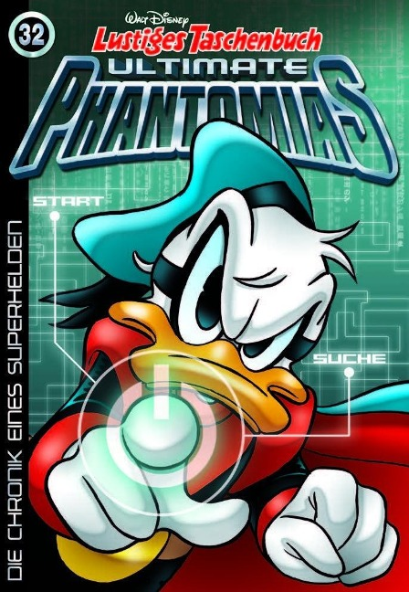 Lustiges Taschenbuch Ultimate Phantomias 32 -