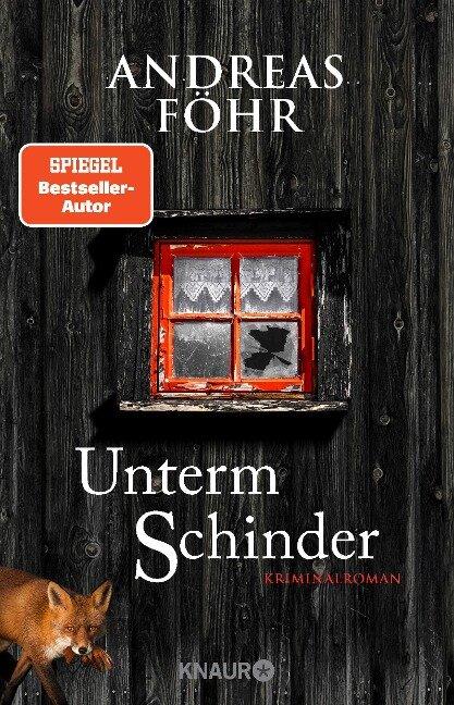 Unterm Schinder - Andreas Föhr