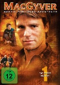 MacGyver - Season 1 (6 Discs, Multibox) -