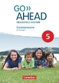 Go Ahead 5. Jahrgangsstufe - Ausgabe für Realschulen in Bayern - Grammarmaster - Gwen Berwick, Sydney Thorne