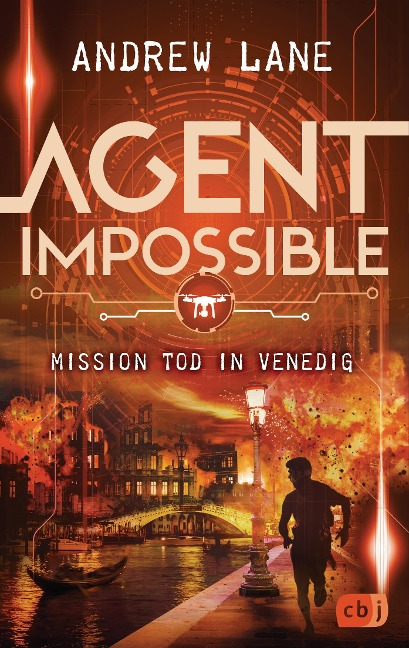 AGENT IMPOSSIBLE - Mission Tod in Venedig - Andrew Lane