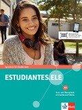 Estudiantes. ELE A1. Kurs- und Übungsbuch + Audios online -