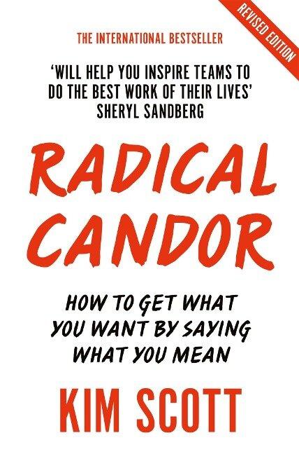 Radical Candor - Scott Kim