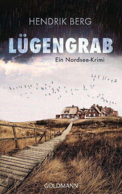 Lügengrab - Hendrik Berg