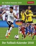 Der Fussball-Kalender 2018 - Thomas Huhnold