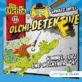Olchi-Detektive 19 -Himmel, Furz und Wolkenbruch! - Erhard Dietl