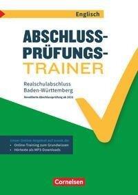 Abschlussprüfungstrainer Englisch 10. Schuljahr - Baden-Württemberg - Realschulabschluss (WET) - Sydney Thorne