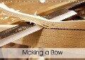 Making a Bow (Wall Calendar 2018 DIN A4 Landscape) - Linda Schilling