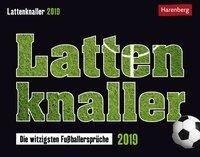Lattenknaller - Kalender 2019 - Marco Heibel