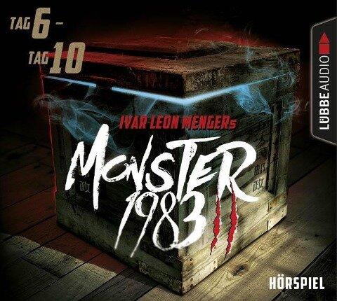 Monster 1983: Staffel II, Folge 6-10 - Ivar Leon Menger, Anette Strohmeyer, Raimon Weber