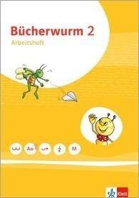 Bücherwurm Sprachbuch 2. Arbeitsheft zum Sprachbuch Klasse 2 -