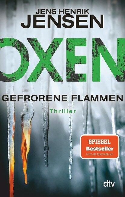 Oxen 03. Gefrorene Flammen - Jens Henrik Jensen