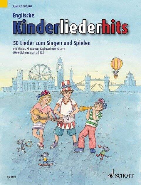 Englische Kinderliederhits - Klaus Neuhaus