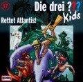 Die drei ??? Kids 17. Rettet Atlantis! (drei Fragezeichen) CD -
