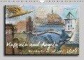 Kappeln und Angeln - Zwischen Ostsee und Schlei (Wandkalender 2018 DIN A4 quer) - Ute Jackisch