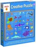 Creative Puzzle The Sea -