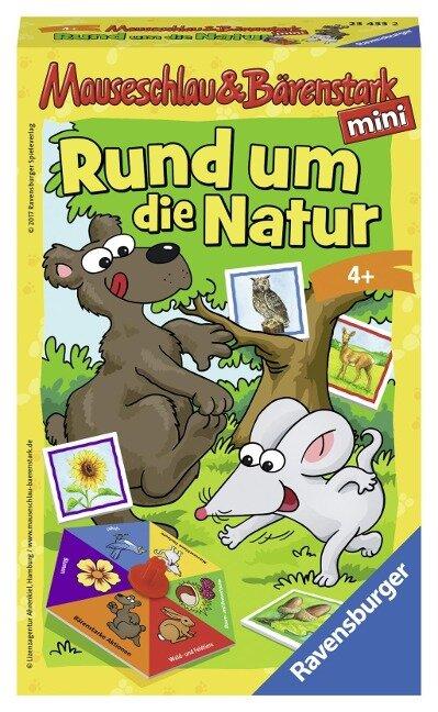 Mauseschlau & Bärenstark Rund um die Natur Mitbringspiele -
