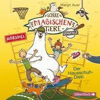 Die Schule der magischen Tiere ermittelt - Hörspiele 2: Der Hausschuh-Dieb - Margit Auer, Matthias Kloppe
