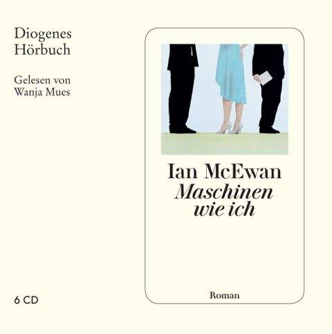 Maschinen wie ich - Ian McEwan